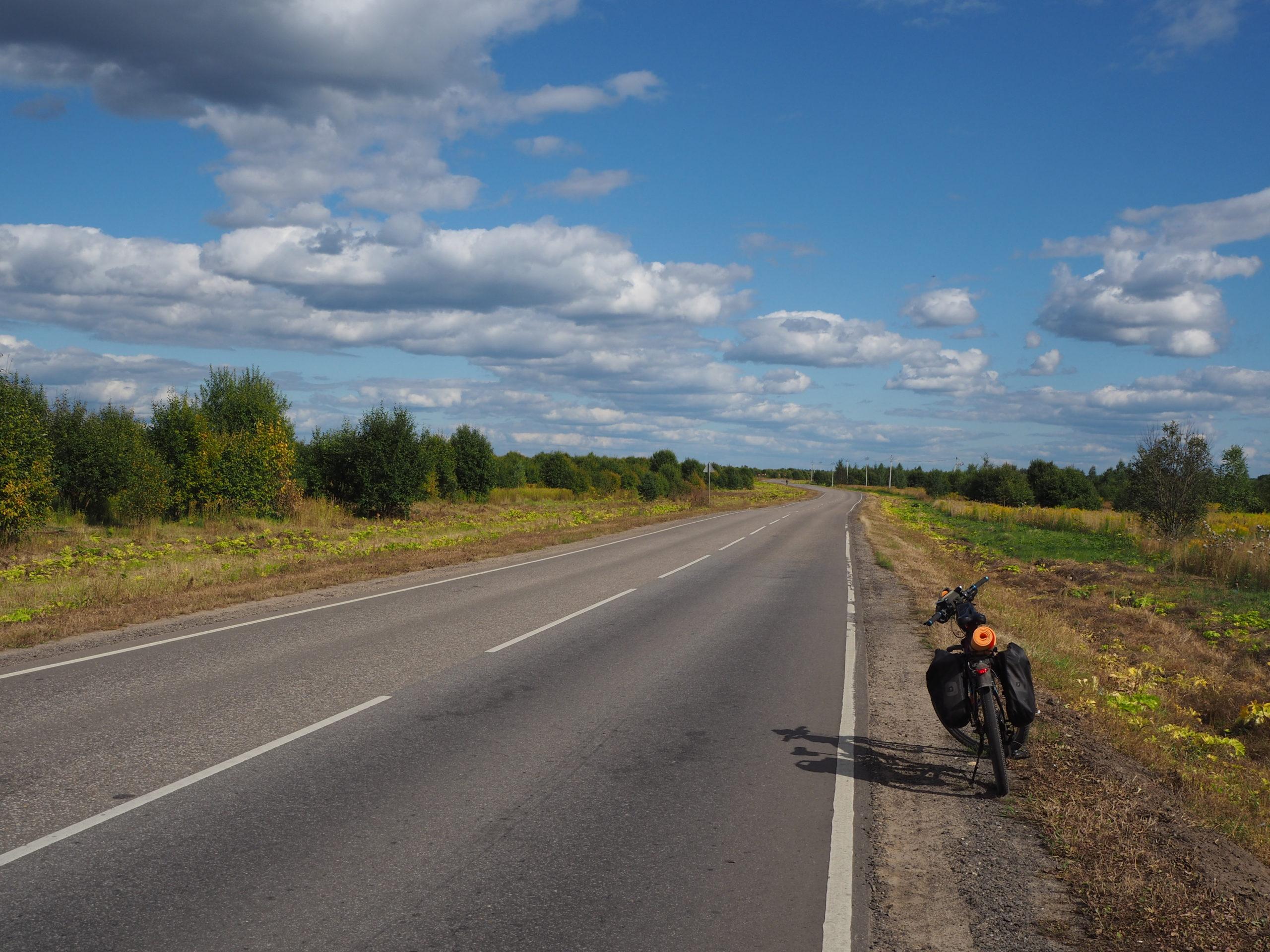 Путешествия  Королёв - Киржач и обратно на велосипеде
