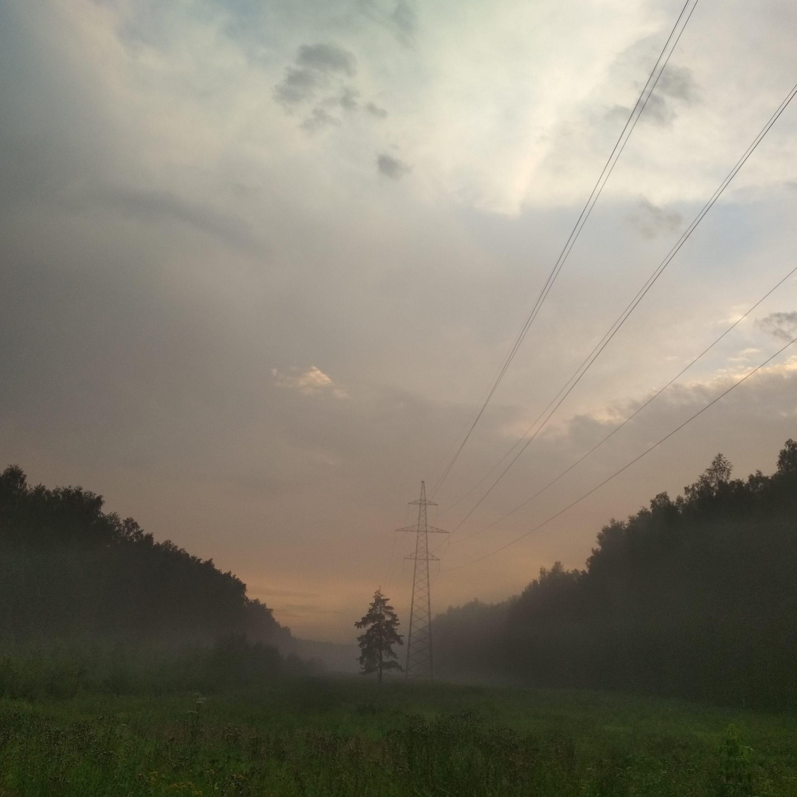Просто фото  Туман